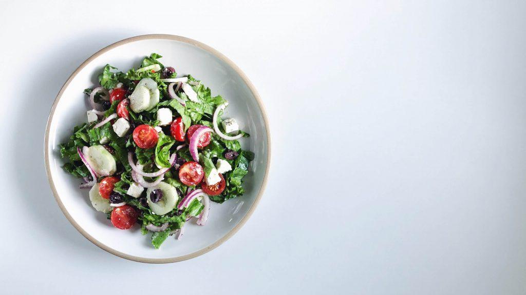 Grčka salata kao odličan start za keto režim ishrane.