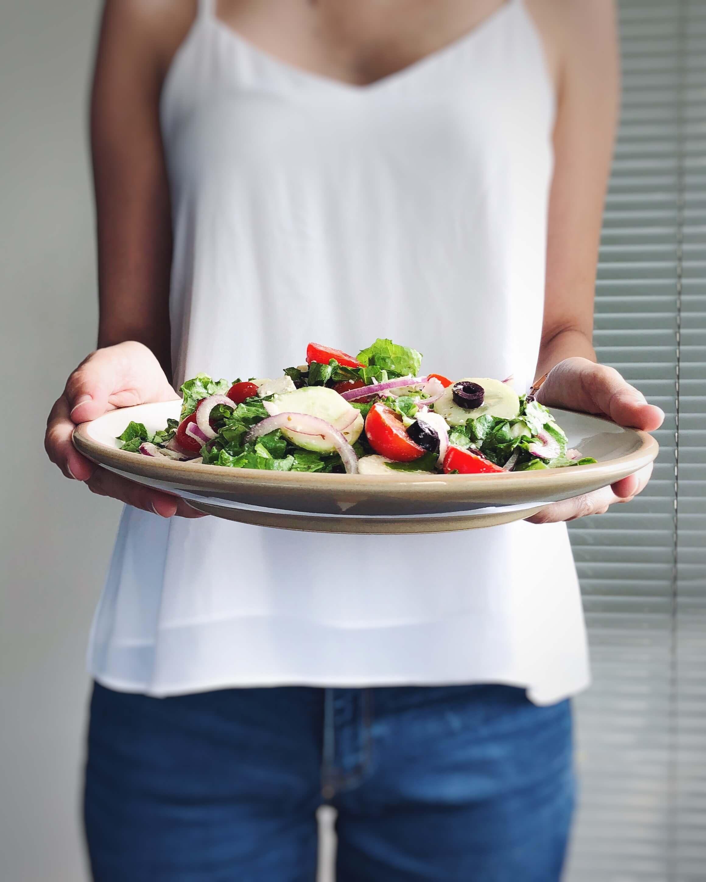 Grčka salata kao kompletan obrok
