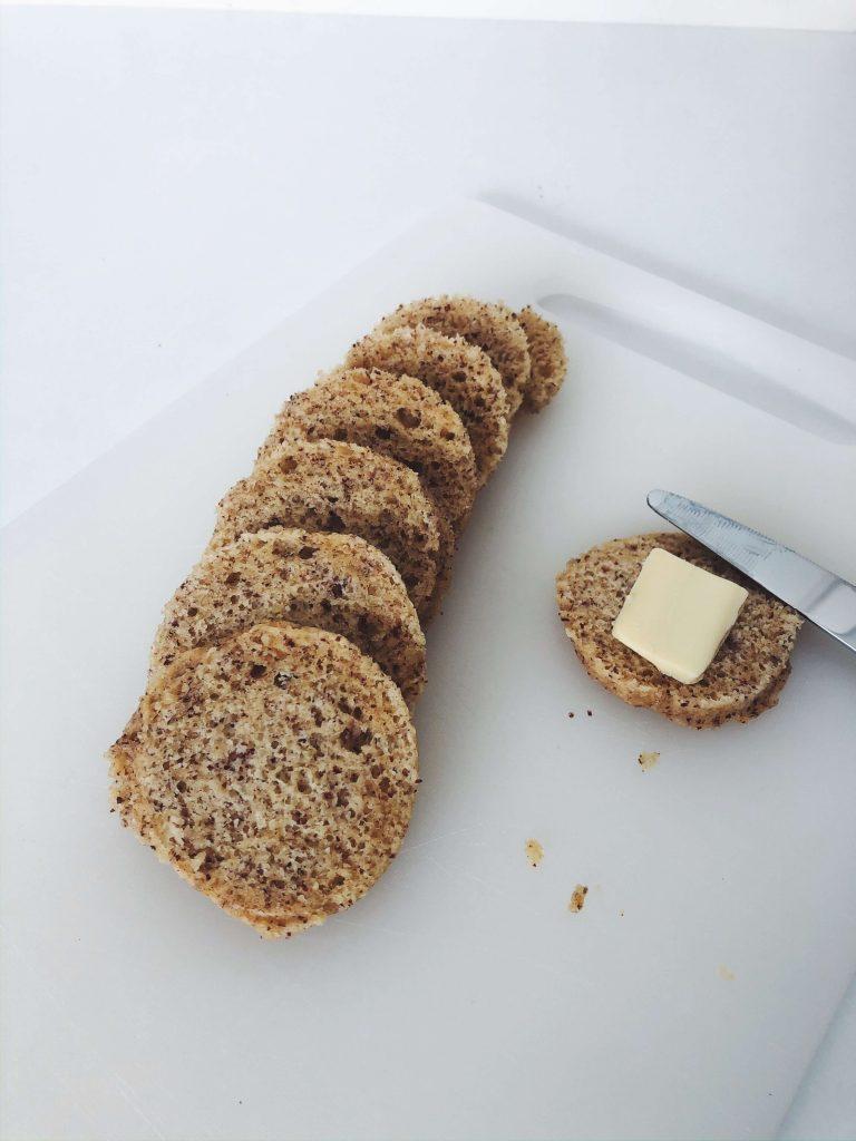 keto hleb od bademovog brašna